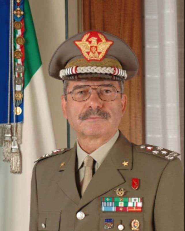 Sabato 13 gennaio 2018 e' andato avanti il Gen.C.A. Fabrizio Castagnetti. Ai familiari le più sentite condoglianze.